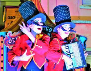 Espetáculo: Circo de Horrores e Maravilhas Foto: Hamilton Leite
