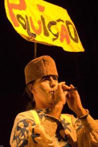 Espetáculo: Era Uma Vez...uma fábula assombrosa Foto: Kiran