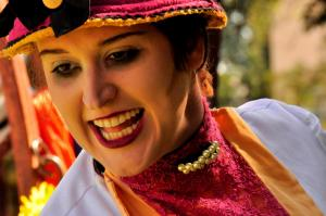 Espetáculo: O Baile dos Anastácio Foto: Rossana Freitas