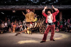 Espetáculo: O Baile dos AnastácioFoto: Wesley Soares