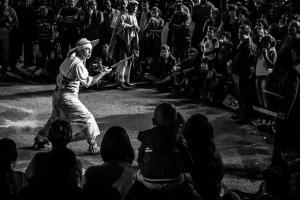Espetáculo: O Baile dos Anastácio Foto: Wesley Soares