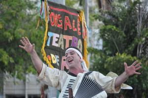 Espetáculo: O Baile dos AnastácioFoto: Marcelo Amaral
