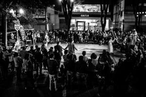 Espetáculo: O Baile dos Anastácio Foto: Marcelo Amaral