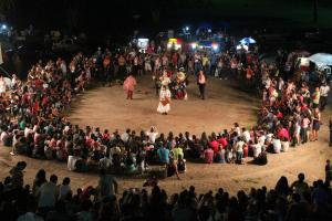 Espetáculo: O Baile dos Anastácio Foto: Luisa Monteiro