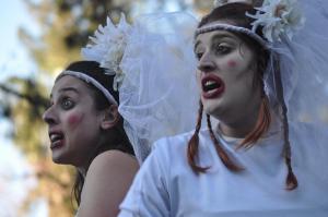 Espetáculo: O Baile dos Anastácio Foto: Vera Parenza