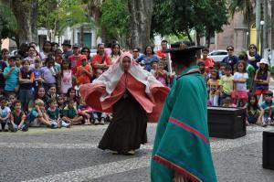 Espetáculo: Negrinho do Pastoreio Foto: Thiago Alves