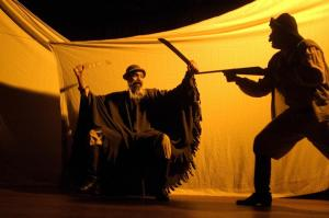 Espetáculo: Uma Aventura Farroupilha Foto: Kiran